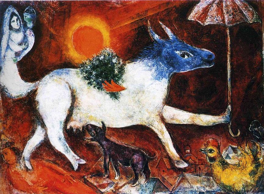 autor: Marc Chagall sursa Google