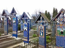 Sapânţa Cimitirul Vesel -Foto Google