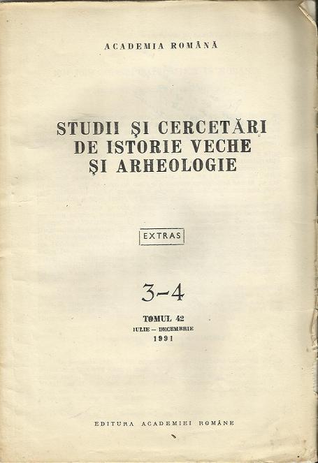 academia romana revista coperta